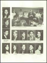 1972 St. Paul High School Yearbook Page 58 & 59