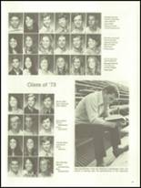 1972 St. Paul High School Yearbook Page 70 & 71