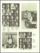 1972 St. Paul High School Yearbook Page 72 & 73
