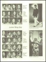 1972 St. Paul High School Yearbook Page 74 & 75