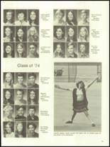 1972 St. Paul High School Yearbook Page 84 & 85
