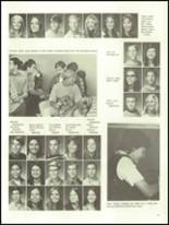 1972 St. Paul High School Yearbook Page 90 & 91