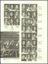 1972 St. Paul High School Yearbook Page 92 & 93