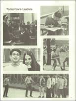 1972 St. Paul High School Yearbook Page 100 & 101