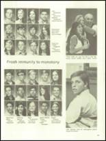 1972 St. Paul High School Yearbook Page 106 & 107