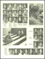 1972 St. Paul High School Yearbook Page 108 & 109