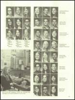 1972 St. Paul High School Yearbook Page 110 & 111