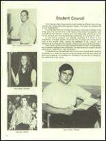 1972 St. Paul High School Yearbook Page 122 & 123