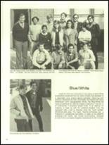 1972 St. Paul High School Yearbook Page 126 & 127