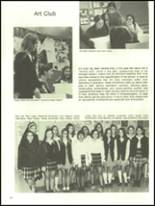 1972 St. Paul High School Yearbook Page 132 & 133