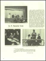 1972 St. Paul High School Yearbook Page 148 & 149