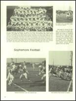 1972 St. Paul High School Yearbook Page 166 & 167