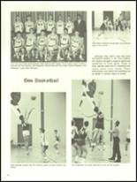 1972 St. Paul High School Yearbook Page 176 & 177