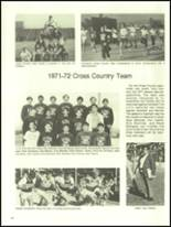 1972 St. Paul High School Yearbook Page 184 & 185