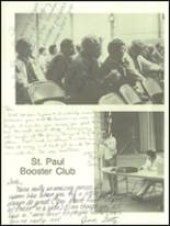 1972 St. Paul High School Yearbook Page 206 & 207