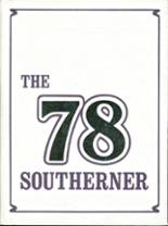 1978 Yearbook Southern High School