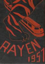 1957 Yearbook Rayen School