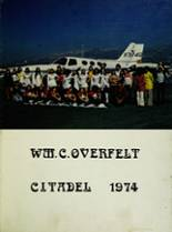 1974 Yearbook William C. Overfelt High School