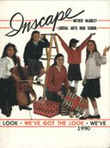 1990 Yearbook Mother McAuley Liberal Arts High School