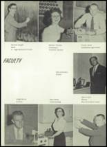 1958 Owasso High School Yearbook Page 12 & 13