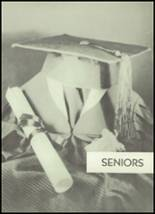 1958 Owasso High School Yearbook Page 14 & 15