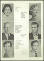 1958 Owasso High School Yearbook Page 18 & 19