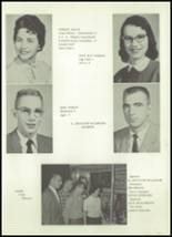 1958 Owasso High School Yearbook Page 20 & 21