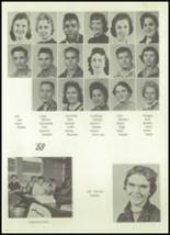 1958 Owasso High School Yearbook Page 26 & 27