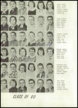 1958 Owasso High School Yearbook Page 28 & 29