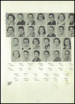 1958 Owasso High School Yearbook Page 32 & 33