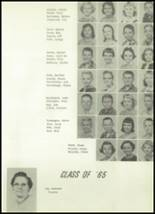 1958 Owasso High School Yearbook Page 38 & 39