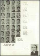 1958 Owasso High School Yearbook Page 40 & 41