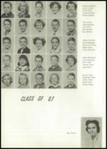 1958 Owasso High School Yearbook Page 44 & 45