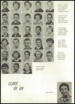 1958 Owasso High School Yearbook Page 48 & 49