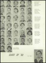 1958 Owasso High School Yearbook Page 50 & 51