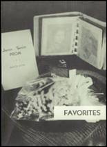 1958 Owasso High School Yearbook Page 52 & 53
