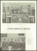 1958 Owasso High School Yearbook Page 58 & 59