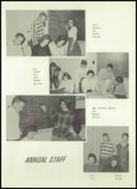 1958 Owasso High School Yearbook Page 62 & 63