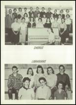 1958 Owasso High School Yearbook Page 64 & 65