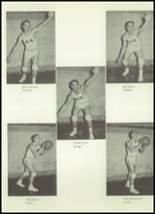 1958 Owasso High School Yearbook Page 66 & 67
