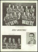 1958 Owasso High School Yearbook Page 68 & 69