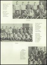 1958 Owasso High School Yearbook Page 70 & 71