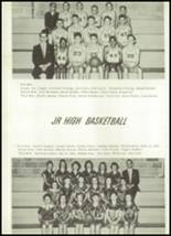 1958 Owasso High School Yearbook Page 72 & 73