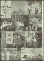 1958 Owasso High School Yearbook Page 74 & 75