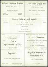 1958 Owasso High School Yearbook Page 76 & 77