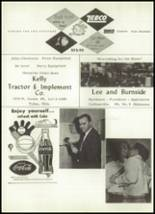 1958 Owasso High School Yearbook Page 80 & 81