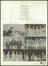 1958 Owasso High School Yearbook Page 82 & 83