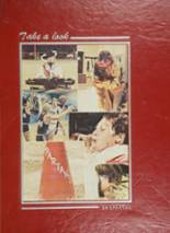 1984 Yearbook Bixby High School