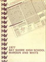 1977 Yearbook Bay Shore High School