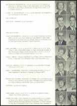 1963 West Lafayette High School Yearbook Page 16 & 17